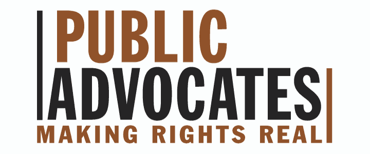 Public Advocates - Making Rights Real